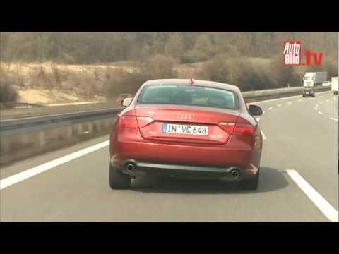 Audi A5 2011 - Der Blindtest