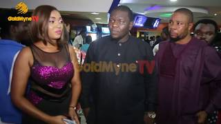 NOLLYWOOD ACTORS CELEBRATE WITH PASUMA @ 50