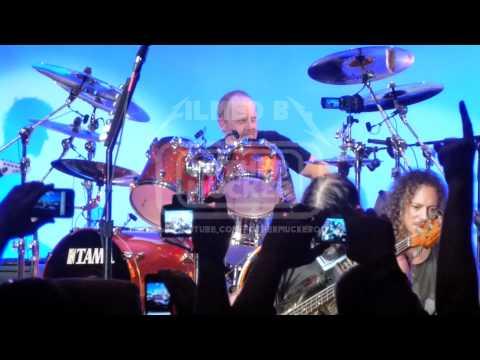 Robert Trujillo plays (Anesthesia)-pulling teeth LIVE San Francisco, USA 2011-12-05 1080p FULL HD