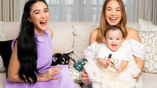 DEAR HEART FT. MY SISTER CAM | Heart Evangelista