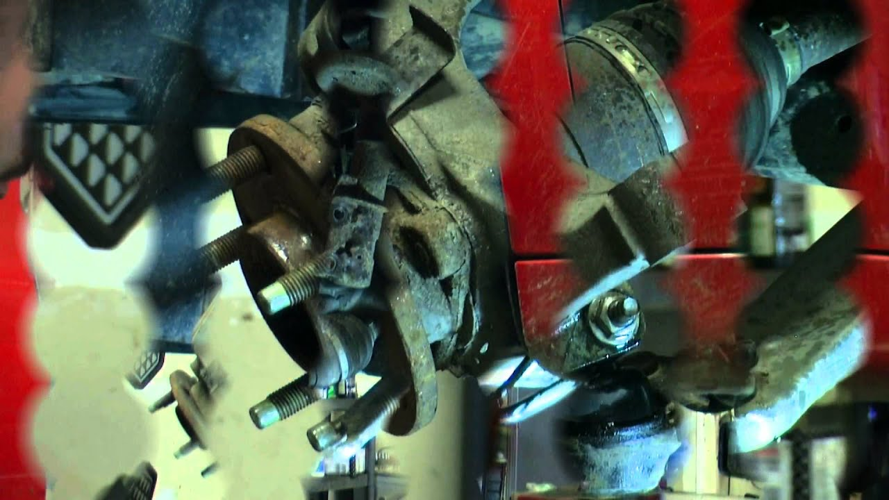 inner fender removal - Chevy HHR Network