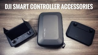 DJI Smart Controller Accessories | Sun Shade, Cover and Case