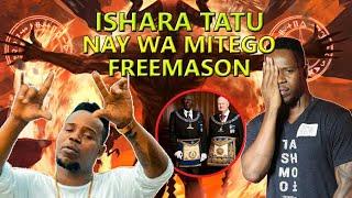 ISHARA TATU NAY WA MITEGO FREEMASON