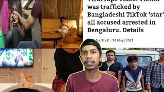 Viral Botol Bangladesh Artis Tik Tok India Rudapaksa Temannya Dan Adik Kakak Di Hotel