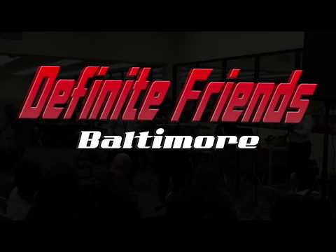 Baltimore by Definite Friends