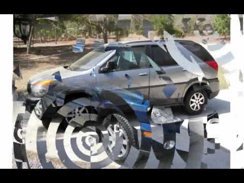 2003 Buick Rainier - Specification & Specs