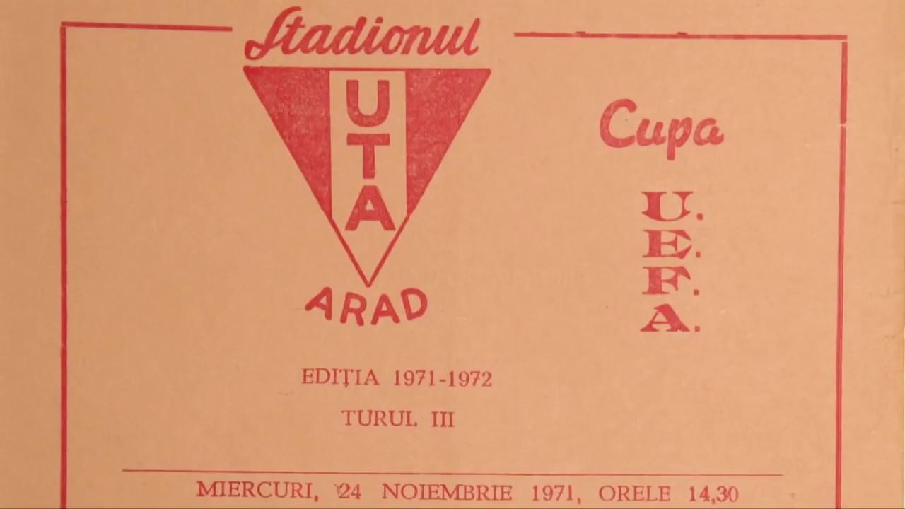 UTA Arad - Politehnica Iasi [sunetul peluzei ...   Uta Arad