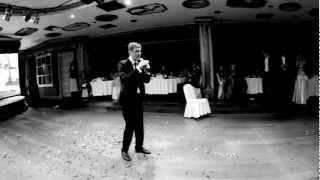Жених сочинил и прочитал рэп на свадьбе Очень классно!
