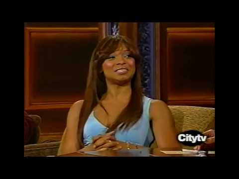 TAMALA JONES HAS FUN ON TALK