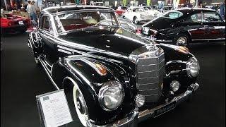 1957 Mercedes-Benz 300 SC Coupé - Exterior and Interior - Retro Classics Stuttgart 2018