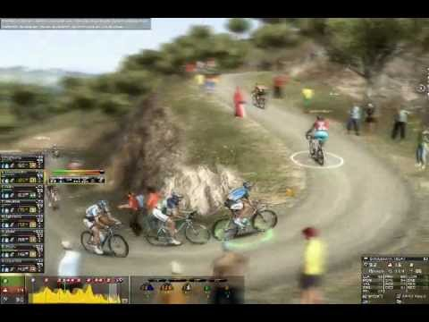 PCM 2012 - Astana Pro Team - T1 - Tirreno - Adriatico - Etapas 6 y 7