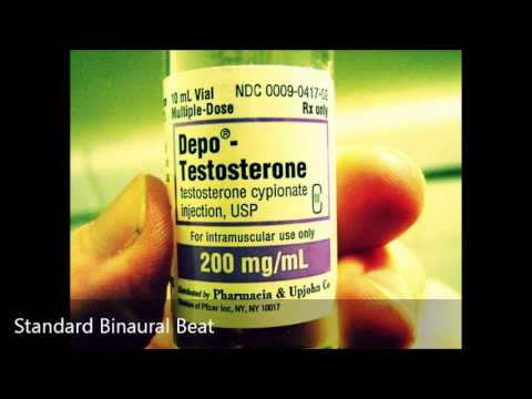 90 Minute Testosterone Booster - Isochronic Binaural Beats