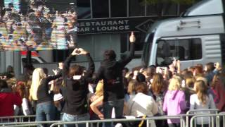 One Direction in Cologne, Germany.