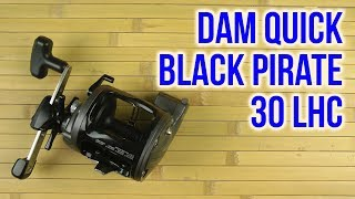 Розпакування DAM Quick Black Pirate 30 LHC з лічильником 51822