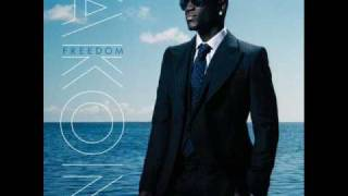 Akon ft  Wyclef - Sunny Day with LYRICS! (Album Freedom)
