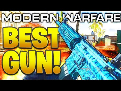 Call Of Duty Modern Warfare M4A1 Why Its The Best Gun In The Game