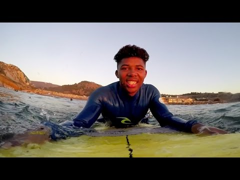GoPro Cause: City Surf Project