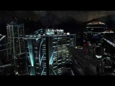 Call of Duty Ghosts - Securing and entering the Building