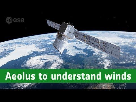 Aeolus to understand winds
