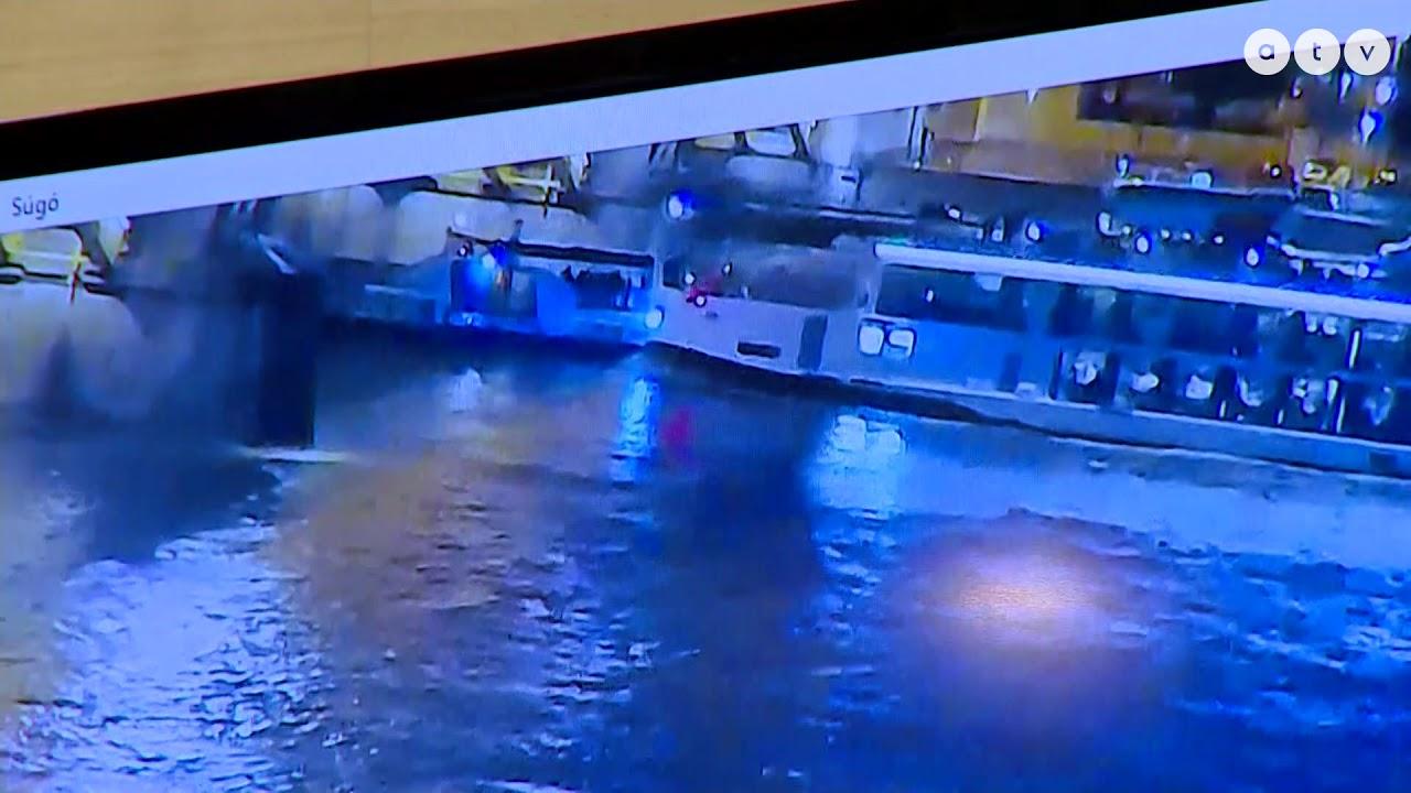 """Képtalálat a következőre: """"Videó: drámai felvétel a dunai hajóbalesetről"""""""