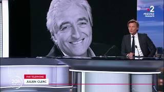 Mort De Jean-loup Dabadie / Jt 20h France 2  2020