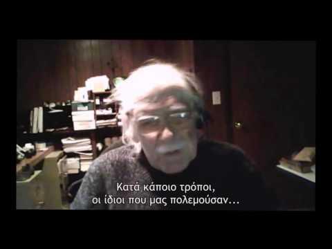 Dan Georgakas - Ομιλία μέσω Skype