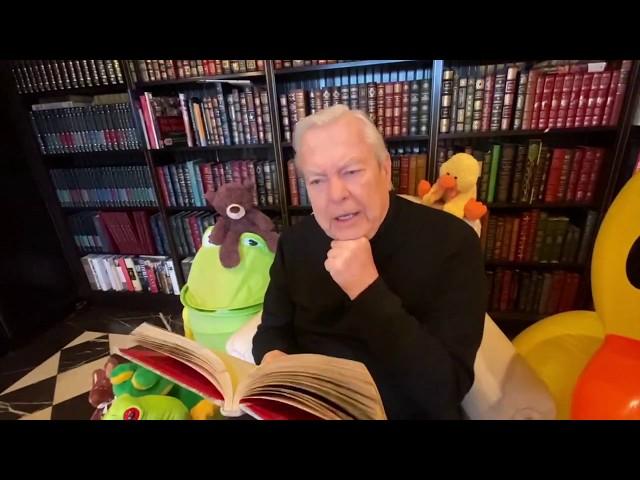 Little Squirrels Storytime: Bill Kurtis reads