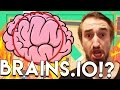 IT'S THE APOCOLYPSE!! - BRAINS.IO