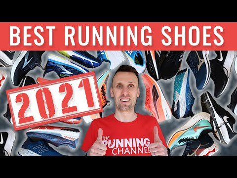 The BEST Running Shoes 2021   Feat Nike, ASICS, adidas, New Balance, Brooks, Saucony