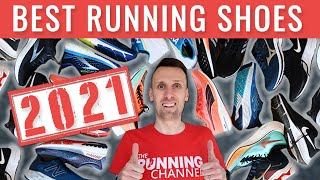 The BEST Running Shoes 2021 | Feat Nike, ASICS, Adidas, New Balance, Brooks, Saucony