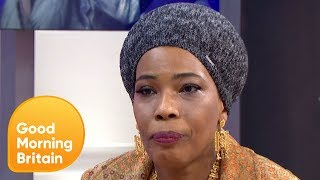 Macy Gray Slams Kanye West and Praises Beyonce | Good Morning Britain