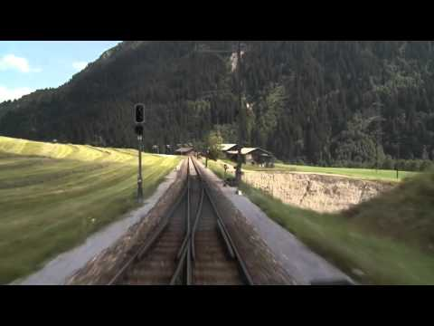 Cabride in Switzerland - at Glacier Express: Disentis/Muster - St. Moritz