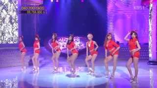 Live HD | 140628 AOA - Short Hair @ KBS1 Love Request