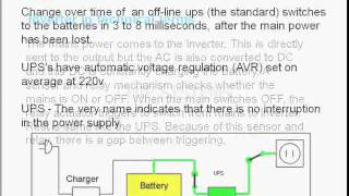 Online Solar Power Training Class in Tamil (UPS Inverter and PCU)