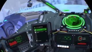 Omg (old man gaming ) battlezone VR (part 1)