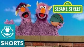 Sesame Street: Two-Headed Monster Can
