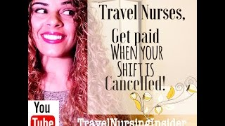 Travel Nurse Pay MUST HAVE - Guaranteed Hours: Add this to Your Contract Now.