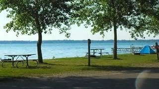 Camping - Spirit Lake - Okoboji