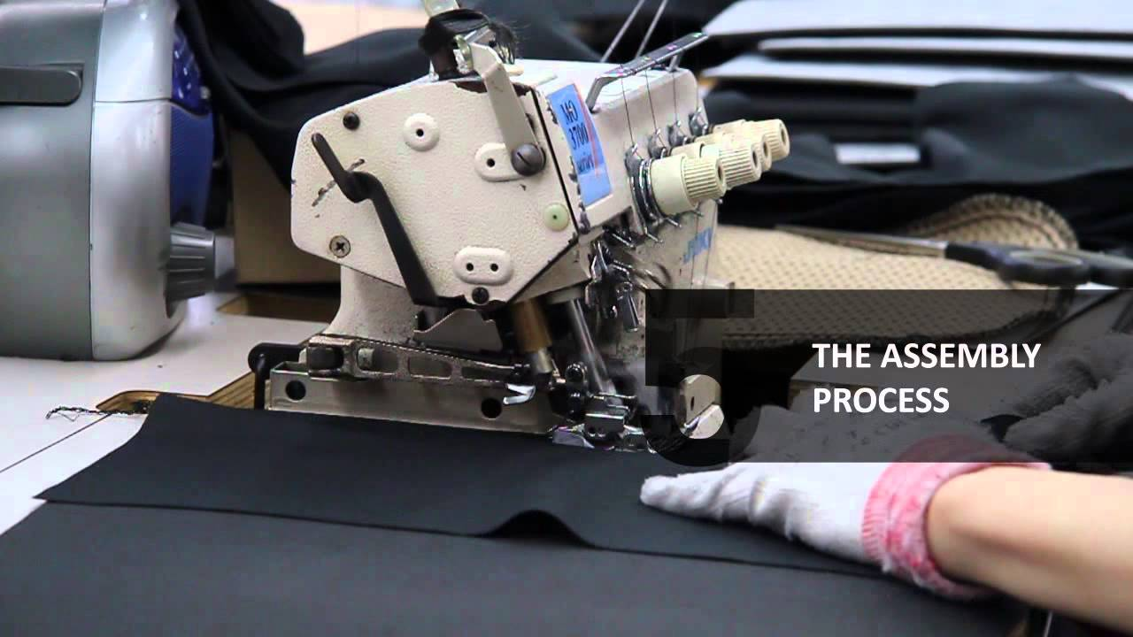 Seat Cover Manufacturing Youtube Sewing Machine Diagram Car Interior Design