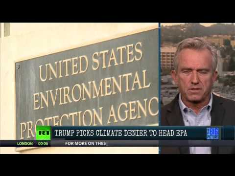 Get Ready For A Climate Denier Heading of the EPA?!