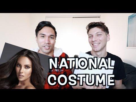 Miss Universe Philippines 2018 Catriona Gray National Costume Prediction/Sneak Peek - LUZON