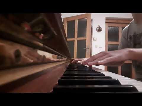 Я ждала вас так долго (Билет на вчерашний спектакль) - Раймонд Паулс и Алла Пугачёва - piano cover