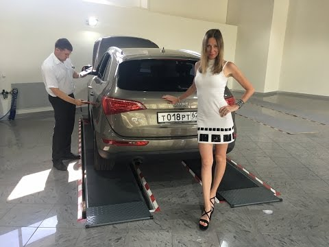 Тюнинг ауди Q7 AUDI тюнинг автомобилей Рестайлинг Салон