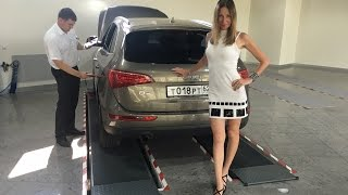 Ауди/Audi Q5. Как Нас Разводят Автопроизводители. Лиса Рулит.