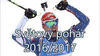 Biatlon-SP-stíhačka mužů, Ruhpolding-Michal Krčmář bronz
