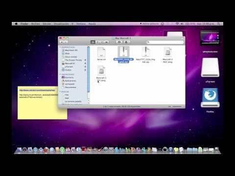 como descargar warcraft 3 para mac