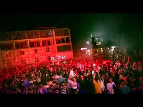 DJ Tushar At Government Engineering College Kalahandi