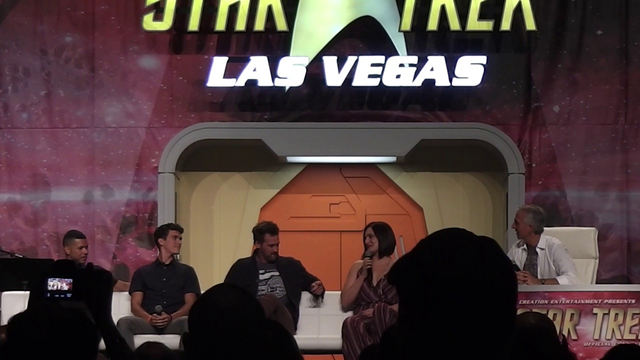Star Trek Discovery at the 2017 Star Trek Convention