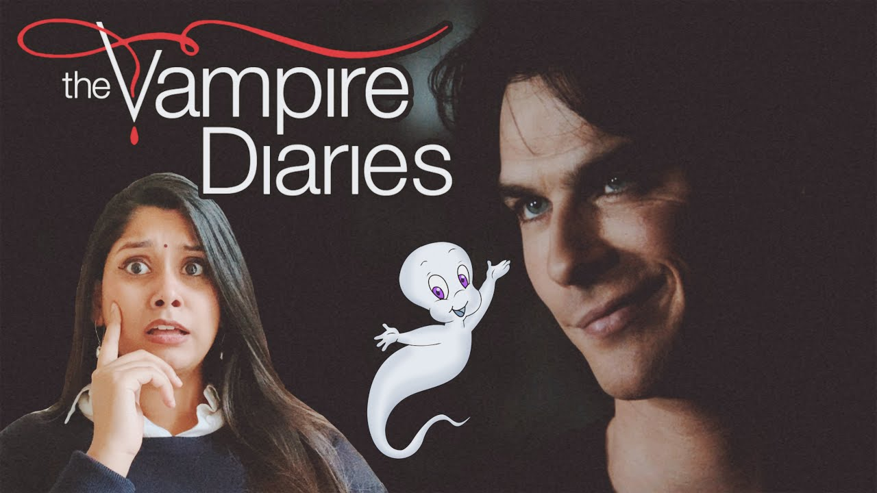 The Vampire Diaries 3x7 ~ ''Ghost World'' ~ Reaction