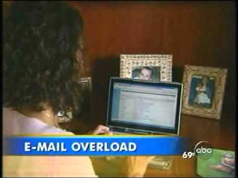 Good Morning America | Mike Song | Email Overload, Email Bankruptcy
